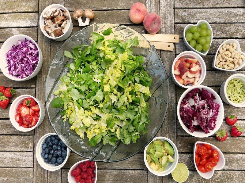 Verdure che contengono ferro
